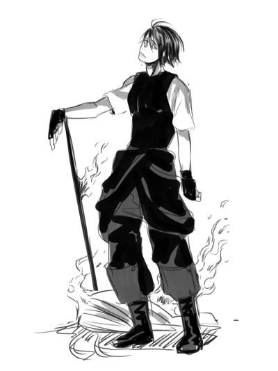 Fire Force Lets Get One Thing Straight Benimaru Shinmon