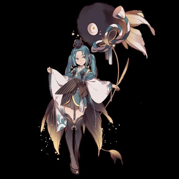 Đọc Truyện Nhân vật trong Game Âm dương sư - Ảnh thức tỉnh của Shikigami 1  - Inaba Tsugumi - Wattpad - Wattpad