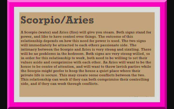 scorpio x aries