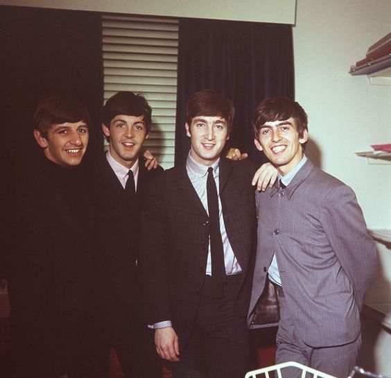 LOOK HOW ADORABLE THEY ARE!!!In '68 I think they looked really cool
