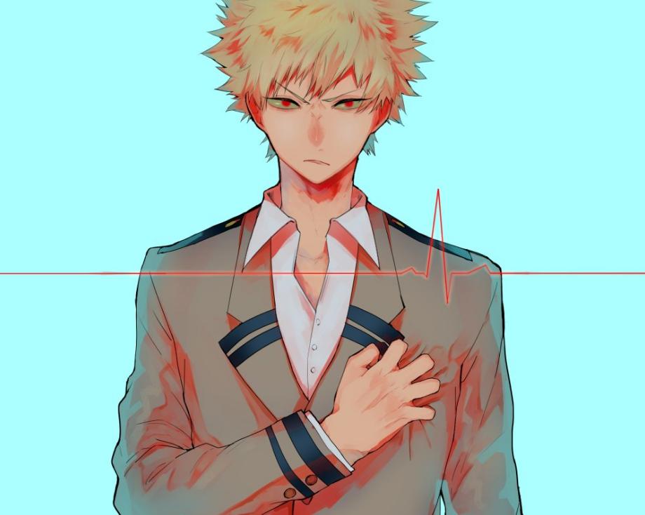 YOUR HERO [Katsuki Bakugou x Reader] - Chapter 22