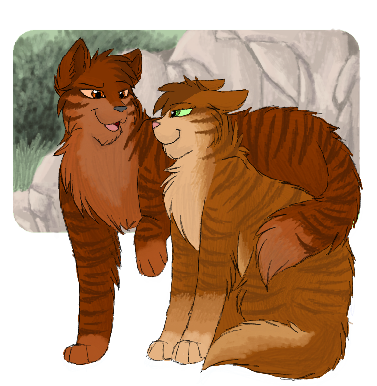 By Erin Hunter Warriors App: Sharpclaw And Leafstar