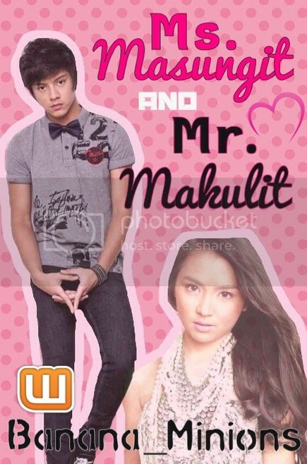 Book Cover Request Wattpad : Book cover request banana minions ms masungit and mr
