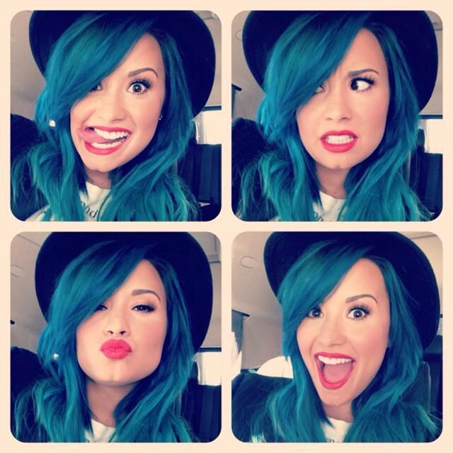 DEMI LOVATO AS ANDY