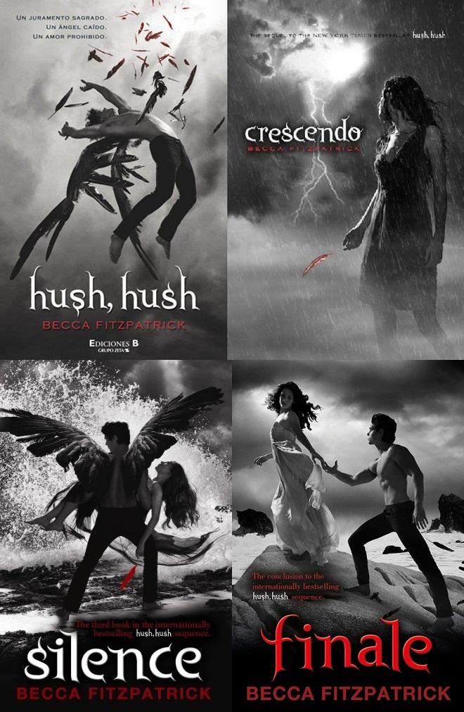 hush hush 2 libro descargar pdf