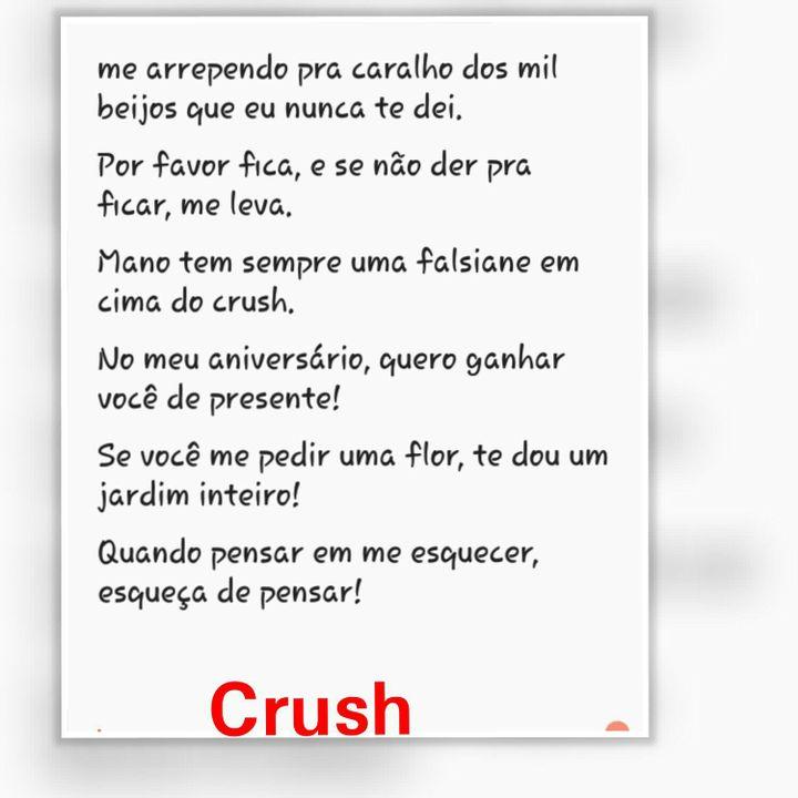 Tag Indiretas Para O Crush Para Colocar No Status