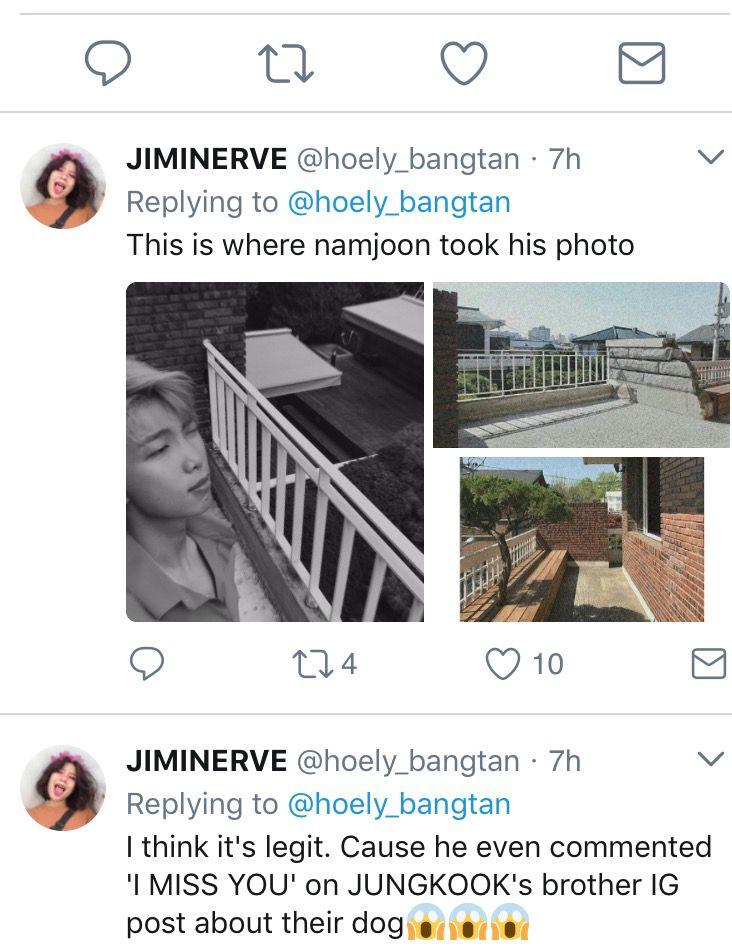 BTS Updates - Jungkook's Instagram?? - Wattpad