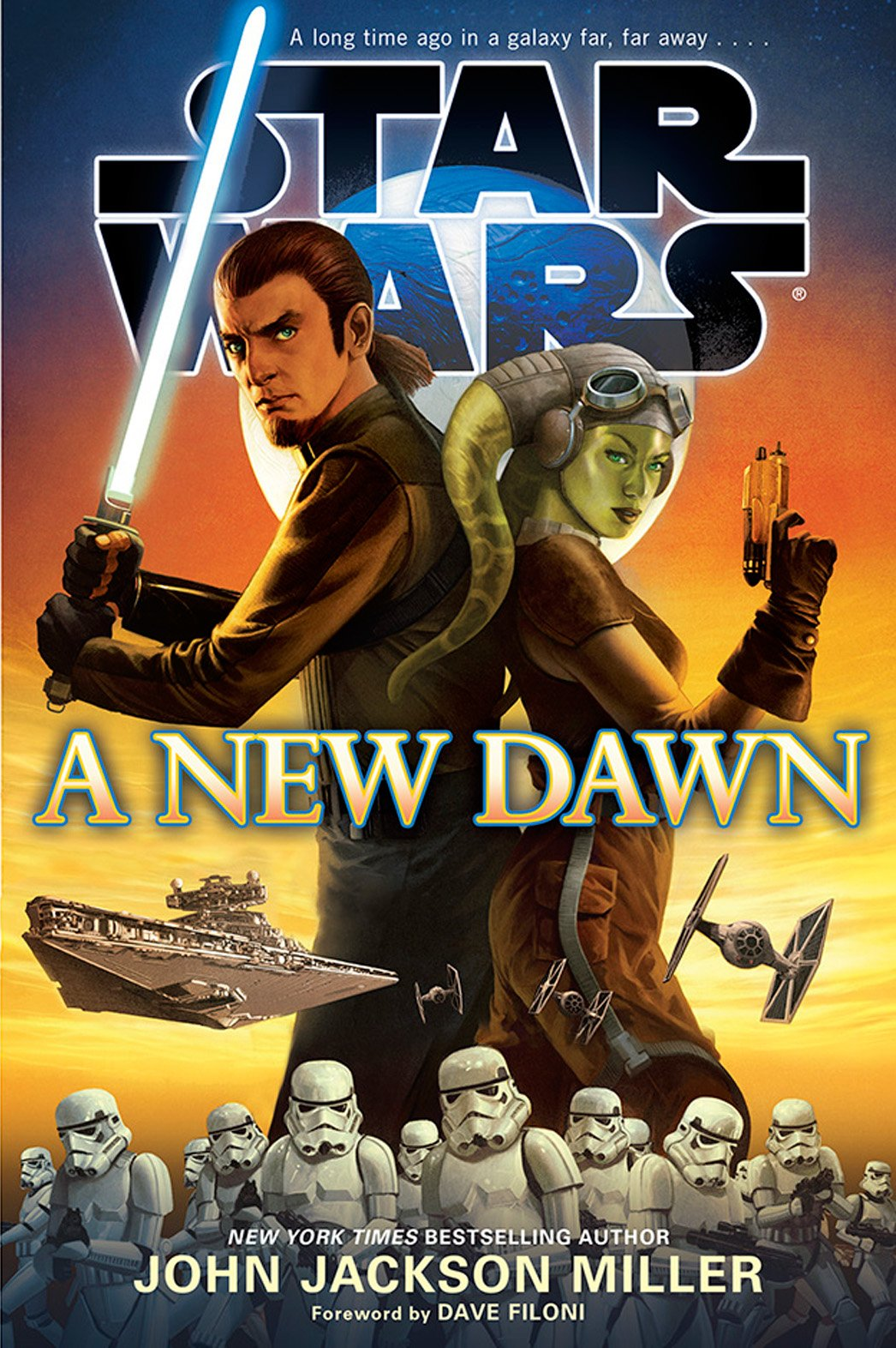 Now I'm not gonna' lie, this is actually the first Star Wars novel I've read