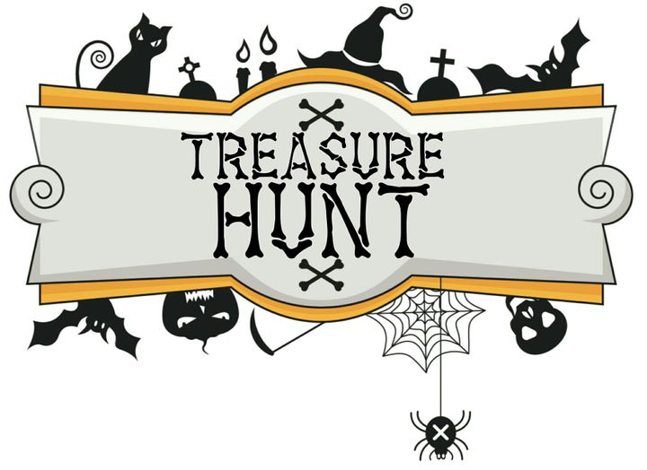 And now it's time to release our first ever hint of the season for The TREASURE HUNT! What you're expected to do is to go step by step, from one hint to other to finally make it to the ultimate result