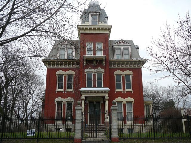 Mary Shaw got a house which is haunted as you also love the house and bring the dolls inside