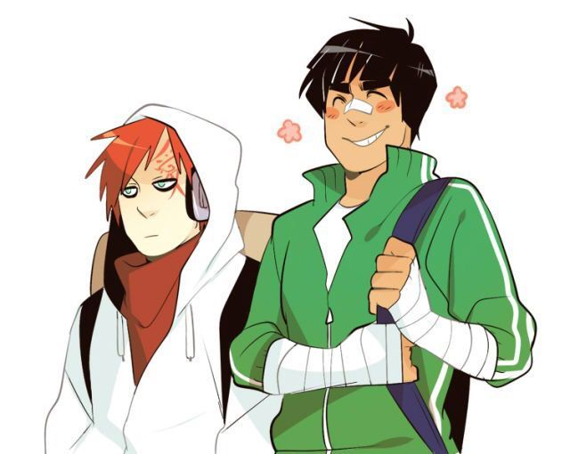 Naruto ships - Gaalee - Wattpad Gaara And Rock Lee Yaoi