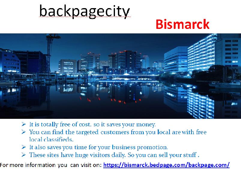 Backpage Bismarck Alternative To Back Page Sites Like Backpage