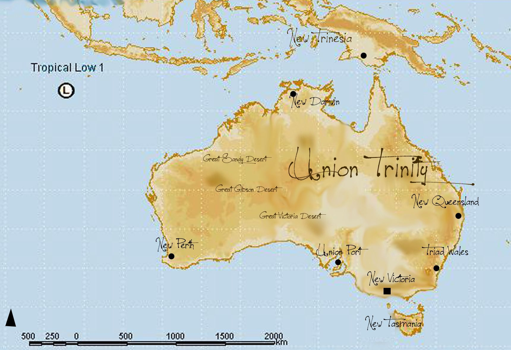 Union Trinity (UT)