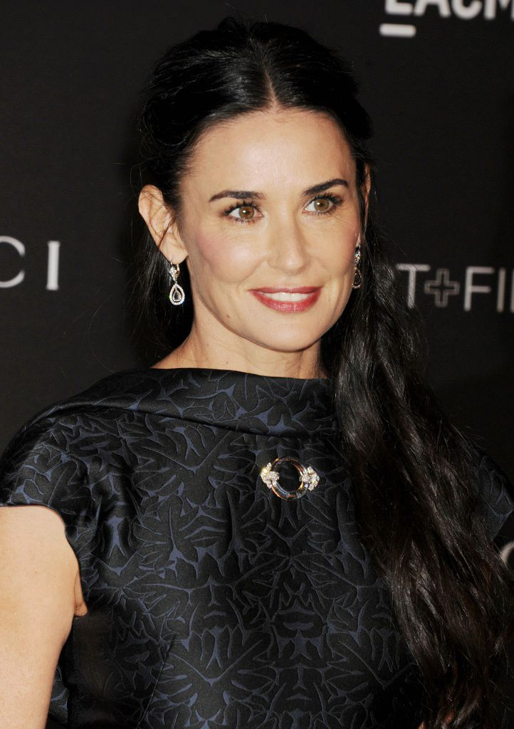 Also I was thinking Demi Moore would be Nicole's Mom - 'Michelle Jones'
