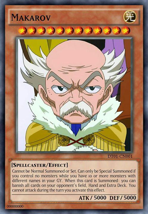 Yu-Gi-Oh! Custom Cards/Archetypes - Archetype 17 - Fairy