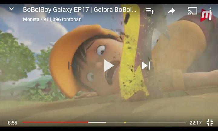 4boboiboys Fang Prince And 4 Boboiboys Neko Boboiboy Galaxy