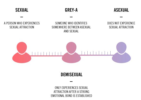 Demiromantic asexual definition images