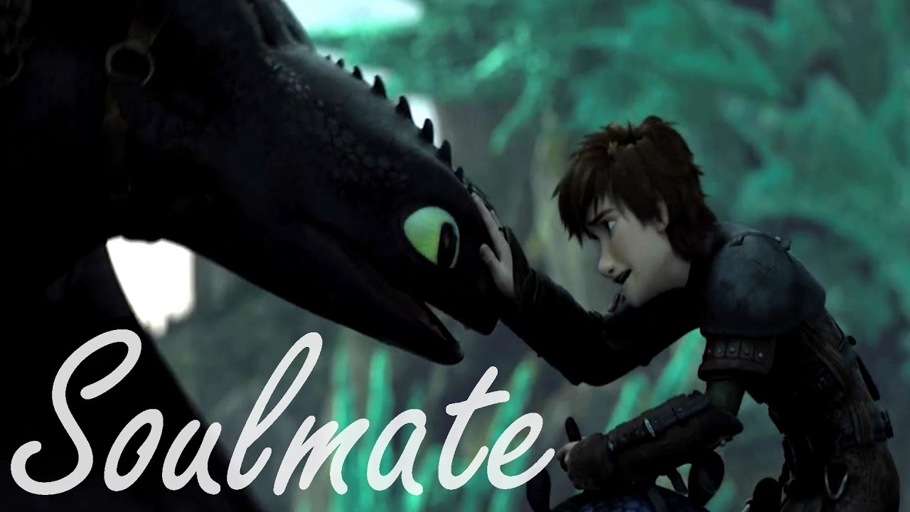 Hiccup The Dragon Queen - soul mates - Wattpad