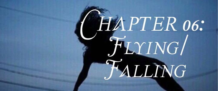 """ 'What if I fall?'"