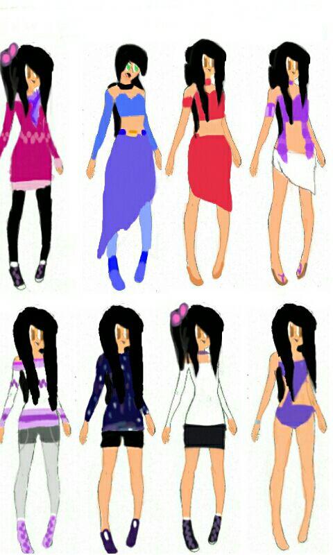 eevee's fanart! & Cover Shop - Aphmau characters mystreet
