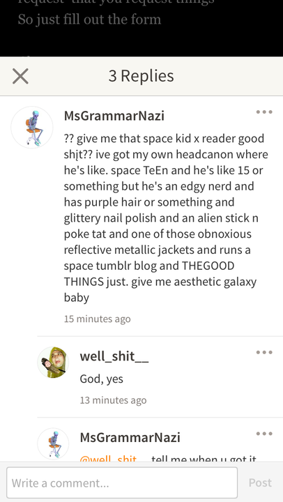 Camp camp x reader - Teen! Space kid x reader - Wattpad