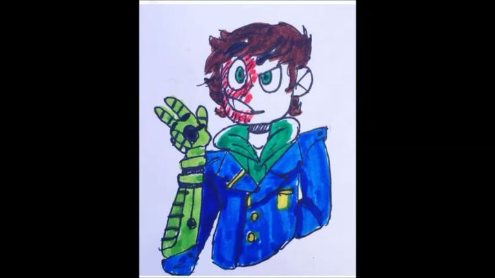 Eddsworld One Shots ∆x!Discontinued!x∆ - Green Leader! X Reader