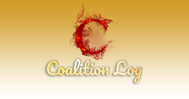 Welcome to Coalition Log 7