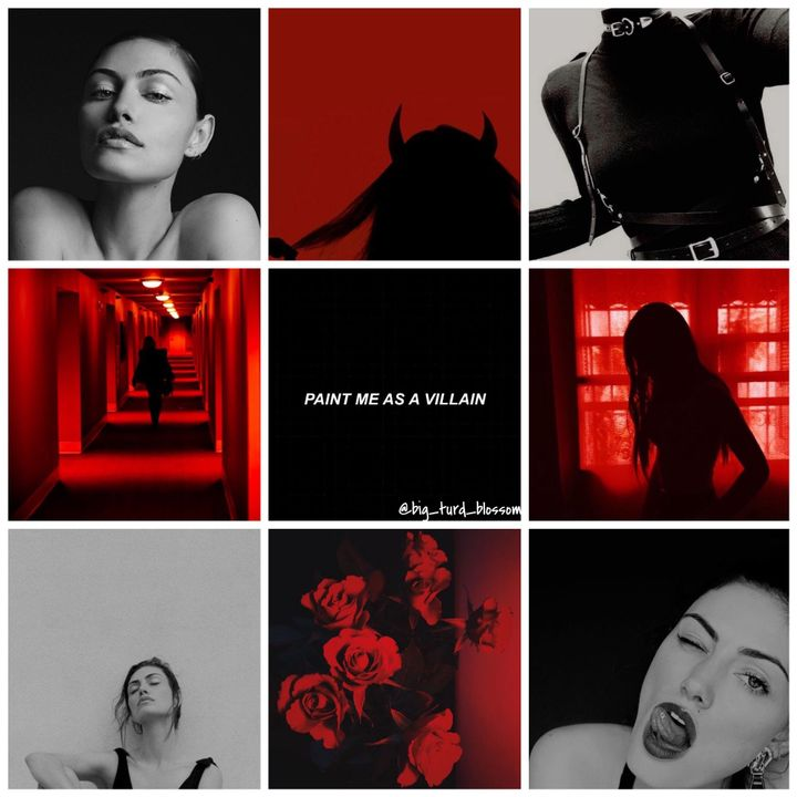 Phoebe Tonkin as Scarlett Rosecontrol — halseyI can't help this awful energyGod damn right, you should be scared of meWho is in control?I paced around for hours on emptyI jumped at the slightest of soundsAnd I couldn't stand the person inside meI ...