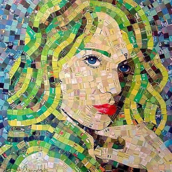 5 Cara Membuat Karya Seni Mozaik