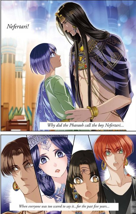 Pharaoh's Concubine - Chapter 19 - Wattpad