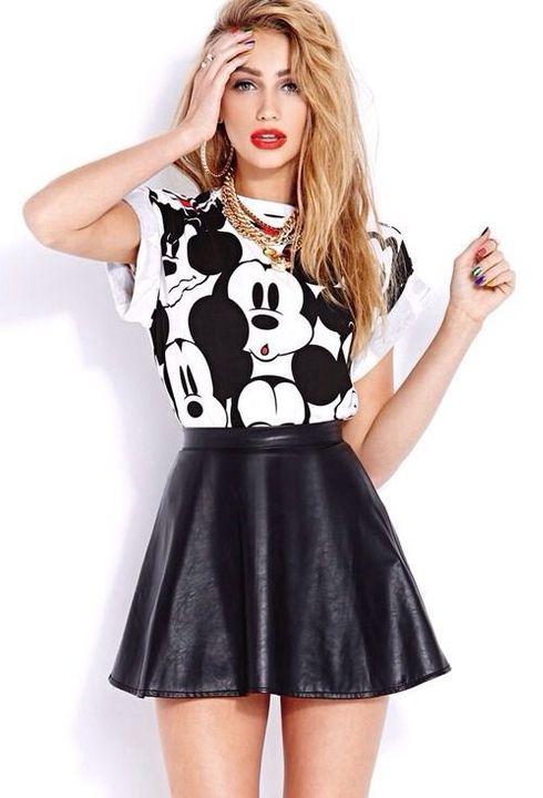 4) I wanna dress cute