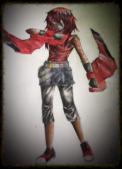 Symbiotic Hunter:RWBY Harem x Male Symbiote User - An
