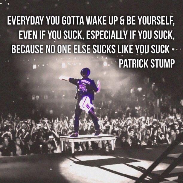 Life: A Book of Quotes - Patrick Stump - Wattpad