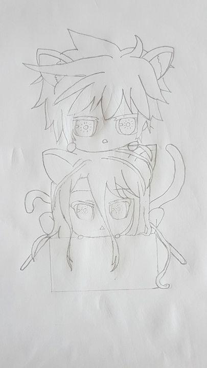 Disegni1 Shiro E Sora Modalitá Pucciosa Wattpad