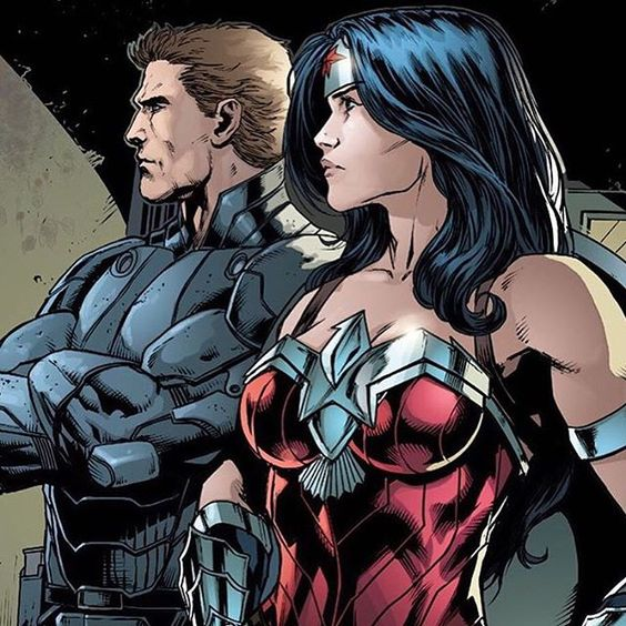 Dc Imagines Wonder Woman And Steve Trevor Wattpad