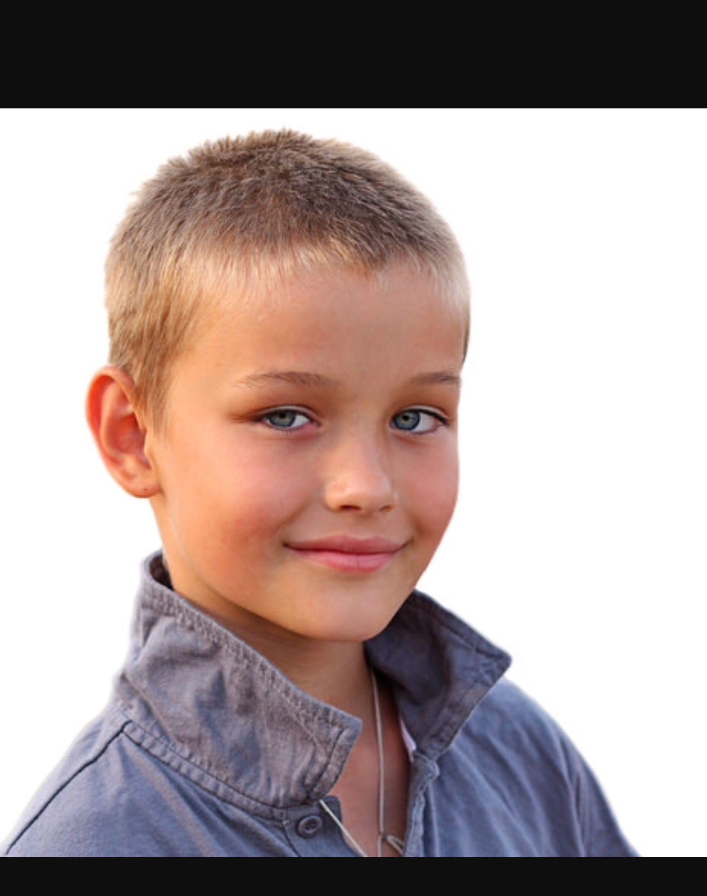 Прически для детей с короткими волосами для мальчиков