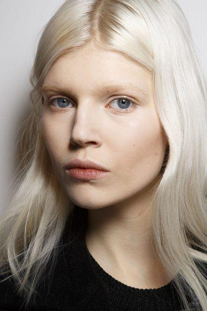 Beautiful platinum blonde teen models 14