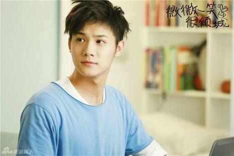 Hao Mei's smile is also very alluring (LOVE O2O - Hao Mei & KO