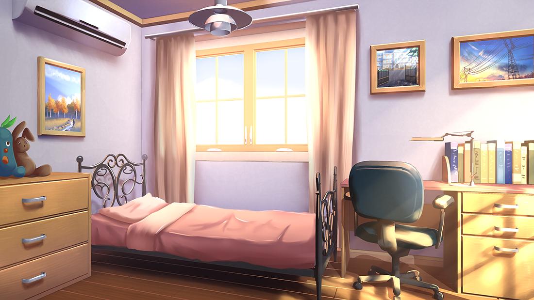 Anime Dorm Room Background Anime Wallpapers