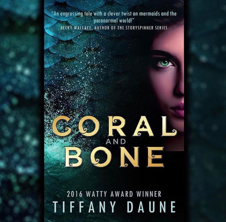 Coral and Bone (Book One) is now a published novel and free to read on Wattpad!