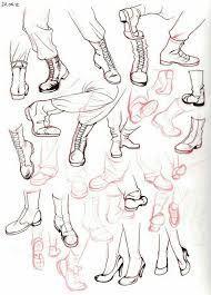 brand new fbffd f6497 Manga zeichnen lernen - Bein,Fuß & Schuhe - Wattpad