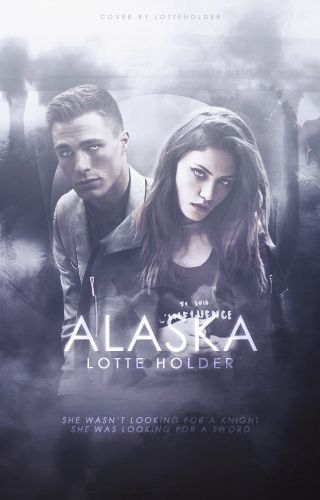 I made this new cover for Alaska for Wattpad's Next Graphic Breakout contest and I was wondering what everyone's opinions were? I feel proud of it but it looks quite plain :s
