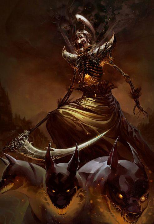 Greek Mythology Hades Wattpad