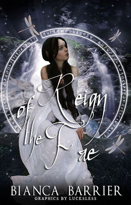 I am currently obsessed with those fastas-ish-magical-fairie-themed covers!
