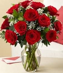 It was Valentine's day and when she woke up he had already left for work, but there was a single red rose laying on his pillow