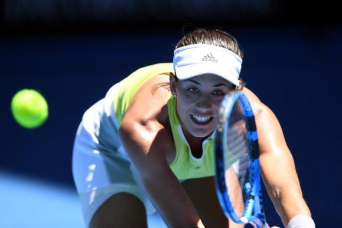Garbiñe ha dejado momentos para el recuerdo durante una semana en la que su tenis ha recuperado la chispa e intensidad necesarias para brillar