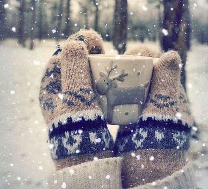 меховые фото зима природа варежки мой, желаю