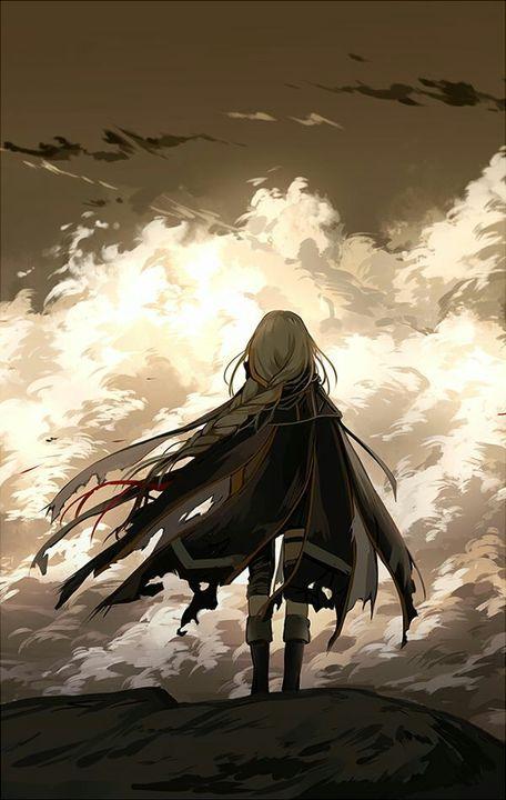 Unduh 55+ Background Anime Cahaya Terbaik