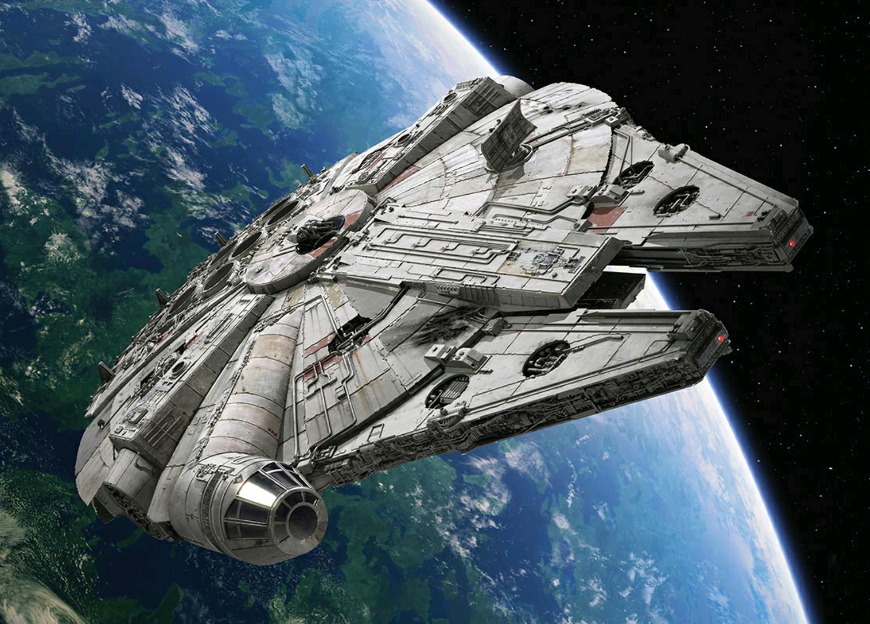 Millennium Falcon?