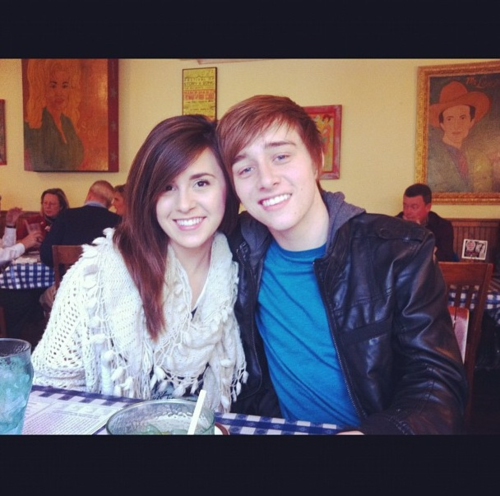 on Connor McDonough dating Megan